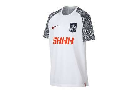 Koszulka Nike Neymar Top Junior (AO0743-100)