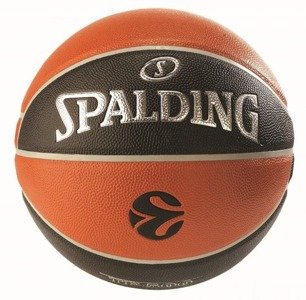 Piłka Spalding Euroleague TF-500 Indoor/Outdoor (029321745391)